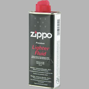 recharge liquide pour briquet Zippo