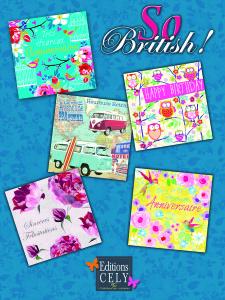 cartes postales Cely SoBritish