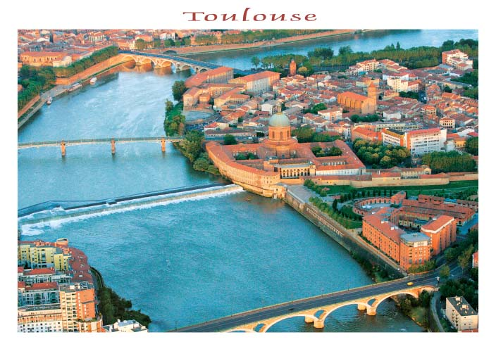 carte postale Larrey