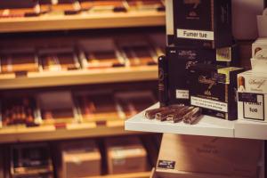 cigares du tabac presse le temps de vivre